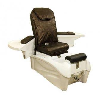 Педикюрное SPA-кресло S905 (черный)