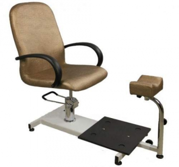 Педикюрное кресло на гидравлике S900 (шоколад) | Venko