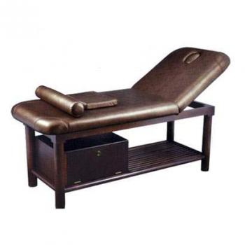 Массажный стол стационарный S870 (темно-коричневый) | Venko