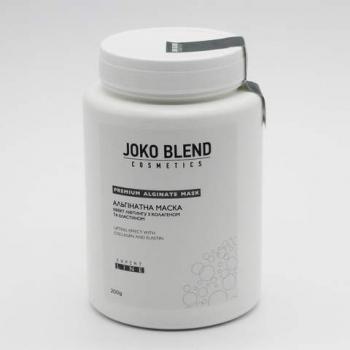 Альгинатная маска эффект лифтинга с коллагеном и эластином Joko Blend, 200г | Venko