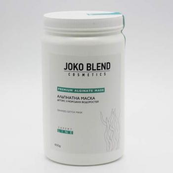 Альгинатная маска Детокс с морскими водорослями Joko Blend, 600г | Venko