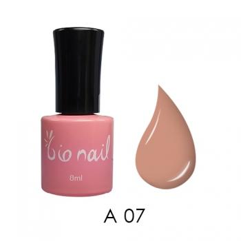 Цветной гель Bio&Cover Gel Nail A-07 | Venko