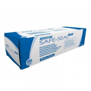 Пакеты для стерилизации Medicom самоклеющиеся 70 x 229 мм, 200 шт | Venko