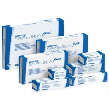 Пакеты для стерилизации Medicom самоклеющиеся 57 x 102 мм, 200 шт | Venko