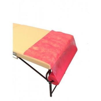 Простынь одноразовая comfort розовая 0,8 х 100 п. м | Venko