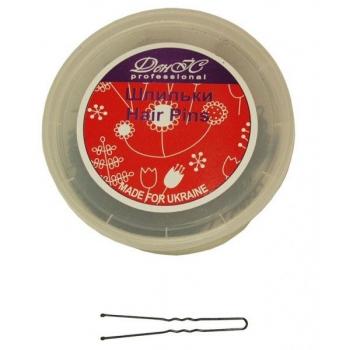 Шпильки для волос черные 260 шт/7см | Venko