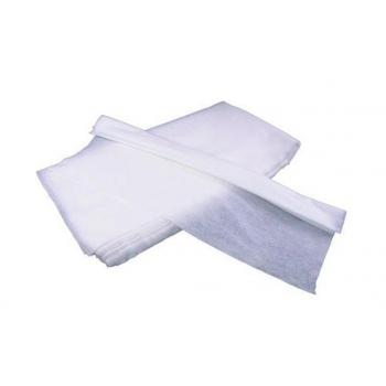 Полотенце влаговпитывающие 40смх80см спанлейс гладкие  100 шт
