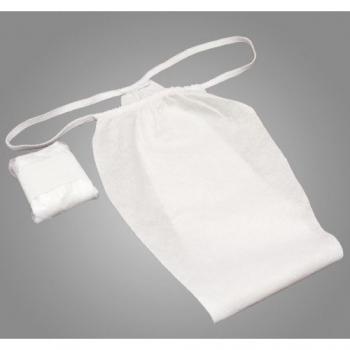 Стринги женские белые S/М (70см),50 шт | Venko