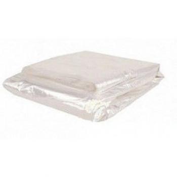 Простыни полиэтиленовые для обвертивания белые 1,6 х 2м 50 шт | Venko