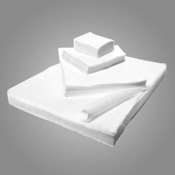 Салфетки спанлейс гладкие 20х20см   100 шт | Venko