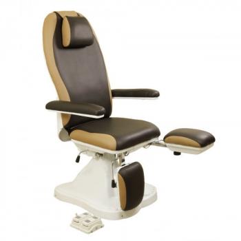 Кресло для педикюра S 841 (кофе с молоком)