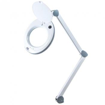Лампа - лупа 6014 LED 3D 1-9 W с РЕГУЛИРОВКОЙ ЯРКОСТИ