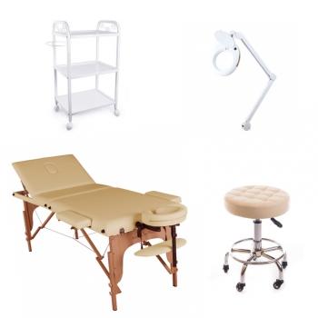 Рабочее место косметолога Стандарт - комплект мебели | Venko