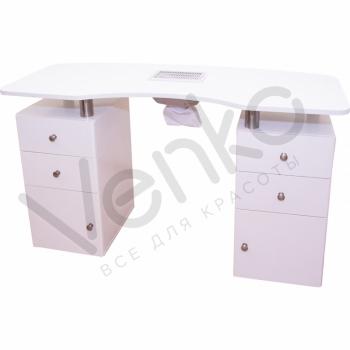 Маникюрный стол с вытяжкой YM-005В под заказ