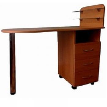 Маникюрный стол с вытяжкой 011 L | Venko