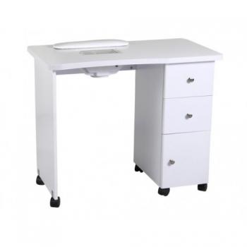 Маникюрный стол с вытяжкой 011B | Venko