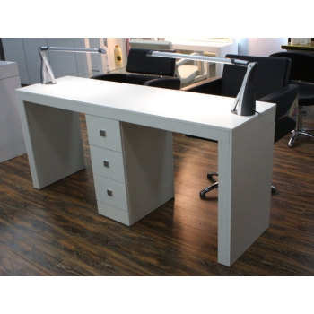 Маникюрный стол под заказ Spa-16 (на 2 мастера) | Venko