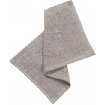Полотенце Comair для глаз 100 % хлопок, (уп. 25 шт.), 30 х 15 см, серое
