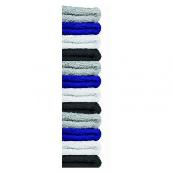 Полотенце Comair 100% хлопок, размер 50 х 90 см, синее | Venko