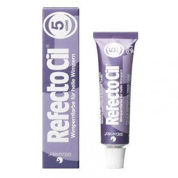 Краска для бровей и ресниц Comair RefectoCil , 15мл, фиолетовая | Venko