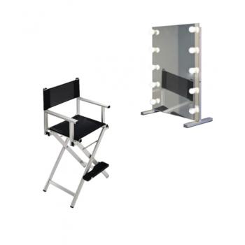 Рабочее место визажиста Hollywood - комплект мебели | Venko