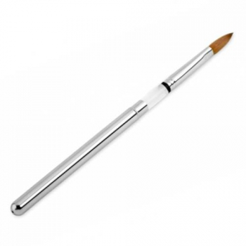 Кисть для акрилового моделирования  со складной ручкой № 1010 | Venko