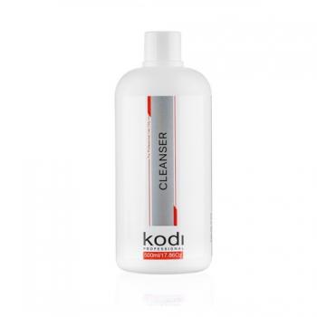 Жидкость для снятия липкого слоя 500 мл. Cleanser, Kodi | Venko