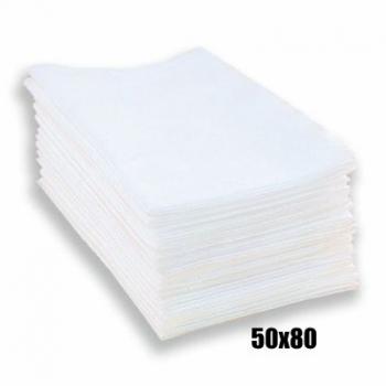 Полотенце одноразовое нарезное 50x80 50шт/уп(гладкий)ПМ | Venko