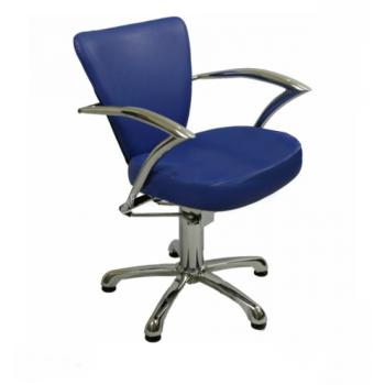 Парикмахерское кресло 317 Синее | Venko