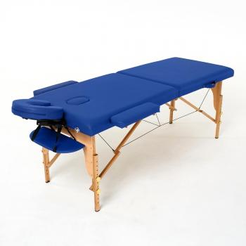 Массажный стол RelaxLine, Lagune, темно синий