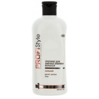 Препарат для химической завивки волос №1 (сильный), 500 мл | Venko