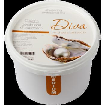 Сахарная паста DIVA средняя, 1100 мл | Venko