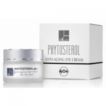 Крем Регенерирующий под глаза для сухой кожи Phytosterol 40+, 250 мл | Venko
