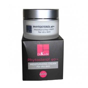 Увлажняющий крем для сухой кожи Phytosterol 40+, 250 мл | Venko
