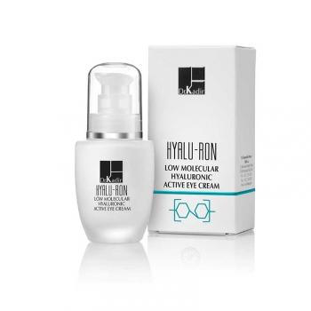 Крем под глаза Hyalu-Ron с низкомолекулярной гиалуроновой кислотой, 30 мл | Venko