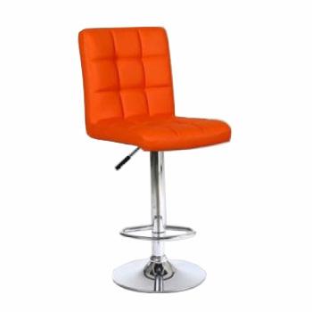 Стул барный хокер HC-1015 оранжевый | Venko