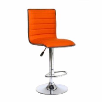 Стул барный хокер HC-1156 оранжевый | Venko