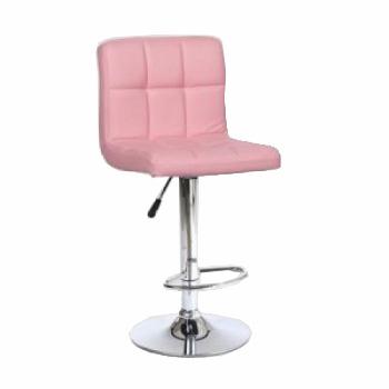 Стул барный хокер HC-8052-1 розовый | Venko