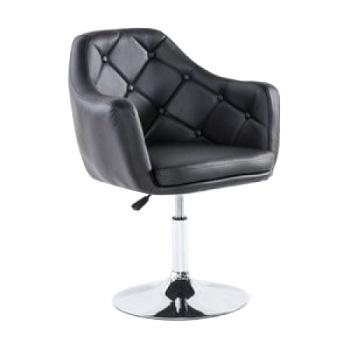 Парикмахерское кресло HC831 черное | Venko