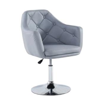 Парикмахерское кресло HC831 серое | Venko