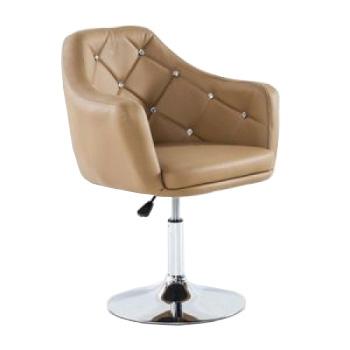 Парикмахерское кресло HC830 карамель | Venko