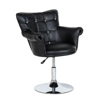 Парикмахерское кресло HC804C черное | Venko