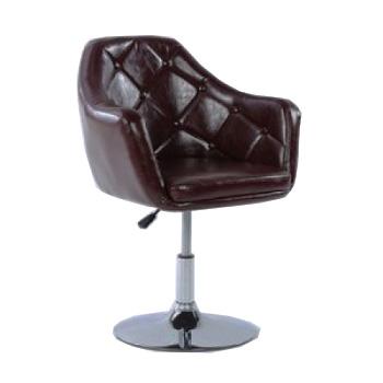 Парикмахерское кресло HC830B коричневое | Venko