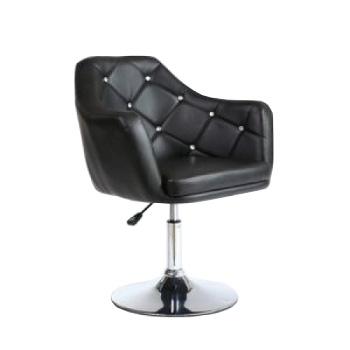 Парикмахерское кресло HC830 черное | Venko