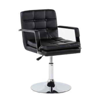Парикмахерское кресло HC730 черное | Venko