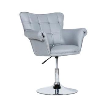 Парикмахерское кресло HC804C серое | Venko