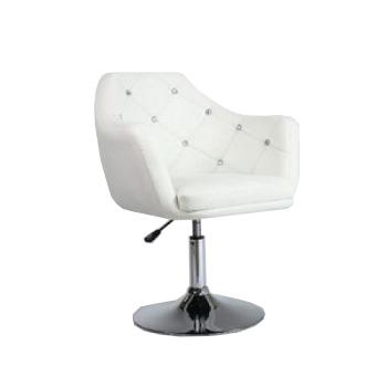 Парикмахерское кресло HC830 белое | Venko