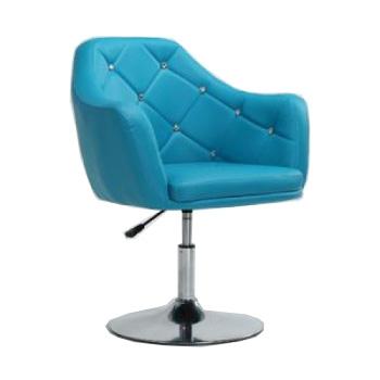 Парикмахерское кресло HC830 бирюзовое | Venko