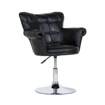 Парикмахерское кресло HC804 черное | Venko