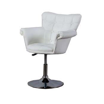 Парикмахерское кресло HC804 белое | Venko